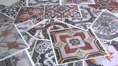How to Cover Tiles with Portuguese Tiles Azulejos Stickers (Recommended)