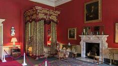 Clandon Park, Surrey.   Grand 18th-century Palladian mansion