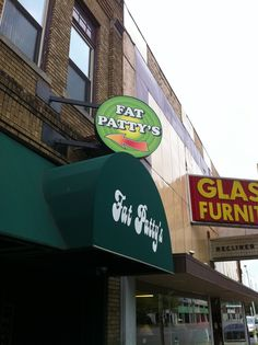 Fat Patty's restaurant came to town after I moved, so I've not eaten here yet. Great raves from those who have though. Huntington, West Virginia <3 my hometown <3