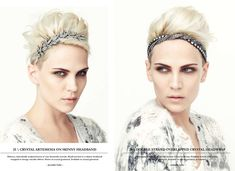 Accessories are very important in completing the perfect outfit, and when it comes to hair accessories, Jennifer Behr is one of the top labels around. From headwraps to ear muffs, the fall collection from the brand has the ideal headgear for any outfit. Shot by Benny Horne, the latest lookbook features Mollie Gondi sporting the …