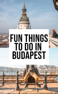 5 days in Budapest: The perfect Budapest itinerary to help you plan your next trip to Budapest. It includes the best things to see in Budapest. Europe Destinations, Europe Travel Guide, Travel Guides, Romantic Destinations, European Vacation, European Travel, Ukraine, Outfits Spring, Budapest Things To Do In