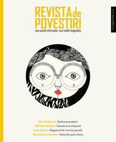 Revista de Povestiri #10 Short Stories, Magazine, Journals, Magazines, Warehouse, Newspaper