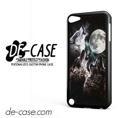 Mountain's Three Wolf Moon DEAL-7443 Apple Phonecase Cover For Ipod Touch 5