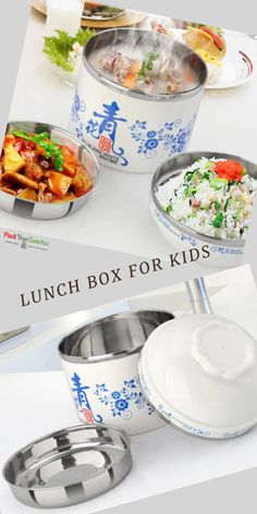Shape: RoundFeature: cartoonFeature: Thermal InsulationFeature: LeakproofFeature: Eco-FriendlyMaterial: STAINLESS STEELBrand Name: HappyplaySizes: food lunch Bento bo. Kids Lunch Containers, Food Containers, Kids Picnic, Picnic Ideas, Cool Lunch Boxes, Noodle Bowls, Kids Boxing, Bento Box, Recipe Box