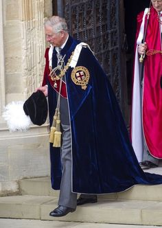If Prince Charles ever becomes king, he will be the oldest to take the British throne.  On Sept 19, 2013, he surpassed the age of William IV, who became king at 64 years, 10 months, 3 days.