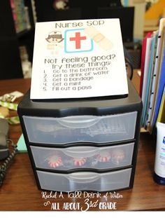 9 elementary classroom organization ideas that will save your teacher sanity! http://www.allabout3rdgrade.com