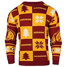 0b187b6c151 Made and Designed by Forever Collectibles. AvailableKnitted on the Front    Back is a Washington Redskins Team Logo.Officially Licensed NFL P