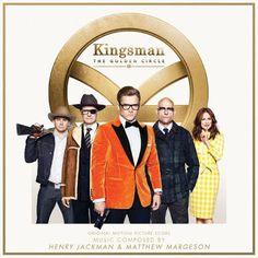 Kingsman: The Golden Circle Soundtrack (2017)