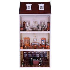 Large MODULE BOX HOUSE with front glass panels