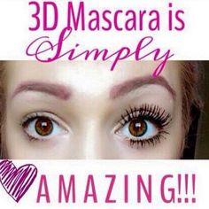 Younique 3D fiber lash mascara!  #youniquelashes https://www.youniqueproducts.com/laurarluna/business
