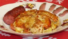 Click here to see the full recipe. Learn how to prepare Baked Potatoes with Tomatoes