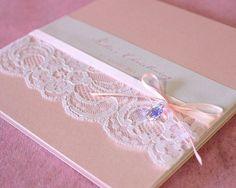 baby girl baptism invitations handmade - Google Search