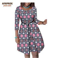 Summer African dress for women — Abetina African Dashiki Dress, Short African Dresses, African Blouses, Latest African Fashion Dresses, African Print Dresses, African Print Fashion, African Dress Styles, Jw Moda, African Print Dress Designs