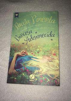 Resenha Princesa Adormecida - Paula Pimenta