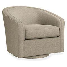 charles swivel chair ottoman with wood base pinterest swivel