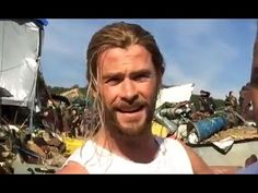 THOR: RAGNAROK Set Tour with Chris Hemsworth (2017) Marvel Movie HD - YouTube