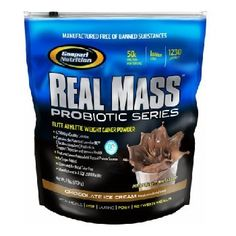 Real Mass Probiotic Series 2,71Kg | Gaspari