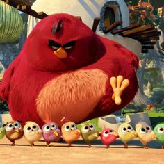 Angry Birds, Angry Birds Movie, ‬Finnish Animation, June 2016