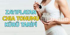 Sağlığa faydaları saymakla bitmeyen Chia tohumu zayıflamak konusunda da herkesin imdadına koşuyor. G Detox, The Cure, Skin Care, Health, How To Make, Islam, Health Care, Skincare Routine, Skins Uk