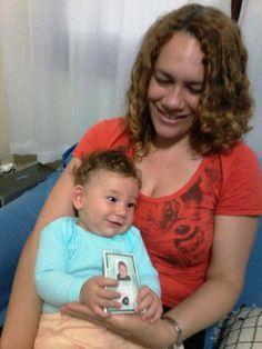 Lucas, filho da colaboradora do Poupatempo Campinas Shopping, Andrea Fusaro, completou seis meses de idade e já está com a documentação em dia.