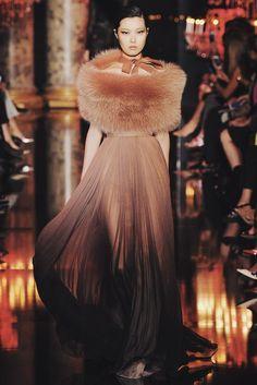 www.thisisglamorous.com | Runway : Elie Saab Haute Couture Fall 2014