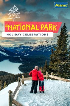 Did you know that our national parks host holiday events every November and December? Spend time this holiday season celebrating your heritage with loved ones in these six beautiful national parks.
