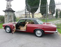 Yep, the most interesting cars in the world. — Best looking Jaguar ever, the XJ6 Coupe. Manual...