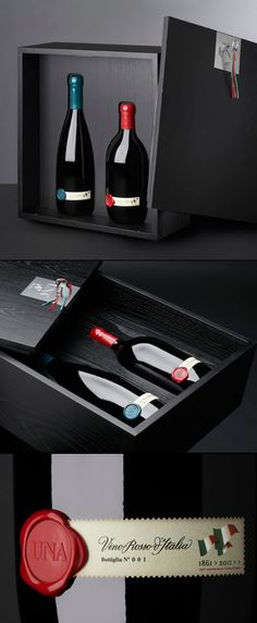 una #wine #packaging