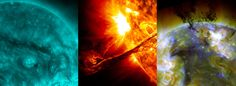 A sample of the SDO's images