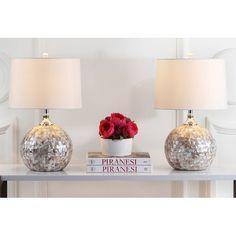 "Found it at Wayfair - Nikki Shell 21.5"" Table Lamp Set"