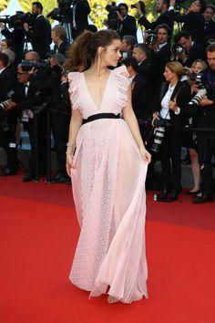 Barbara Palvin in Philosophy di Lorenzo Serafini at Julieta Premiere at 2016 Cannes Film Festival