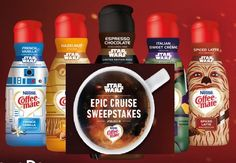 Here's a chance to win a family trip the kids will never forget. Enter the DISNEY ONLINE Coffee-Mate Cruise Sweepstakes for the chance to win the grand prize. The winner will get a seven night …