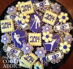 Field Hockey Cookies