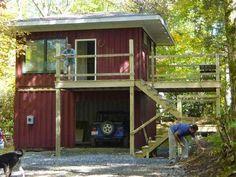 3 Cabanas Container para Curtir o Campo