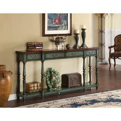 Found it at Joss & Main - Ivy Console Table