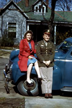 Lucille Maris discusses World War 2 history in a homefront perspective of a stateside bride. Sign up to learn about the upcoming online, self-study course. http://www.statesidebride.com/products