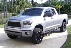 catalyst1074 2008 Toyota Tundra Access Cab 33604540036_original Toyota 4x4, 2011 Toyota Tundra, Toyota Trucks, Lifted Trucks, Pickup Trucks, Toyota Tundra Accessories, Motorcycle Campers, Lifted Tundra, Hot Wheels