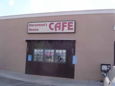 3. Horseman's Haven Café,   4354 Cerrillos Road, Santa Fe Restaurants not judge by their cover in NM