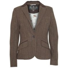 Barbour Nutwell Blazer Brown image