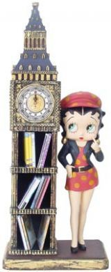 *BETTY BOOP ~ CD Holder w/Clock - love this! seriously!