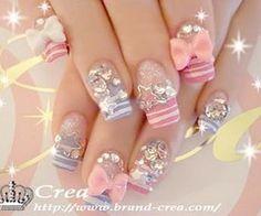 gyaru nail art