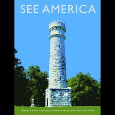 Chickamauga and Chattanooga National Military Park by Darrell Stevens  #SeeAmerica