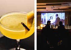 HINGEHEN: Richtig gute Cocktails trinken – Die Stue Bar im Tiergarten