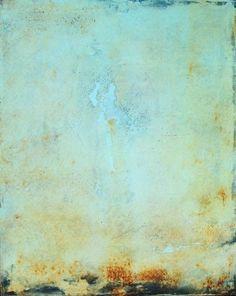 "Scott Upton, ""Colors of Paradise I"", mixed media on canvas"