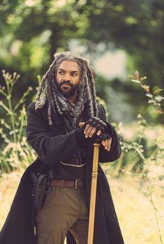 Khary Payton, King Ezekiel, The Walking Dead @kharypayton | Twitter