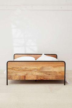 Slide View: 2: Morris Bed Frame