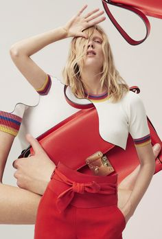 Pablo Thecuadro's Mastery of Fashion Photo Collages