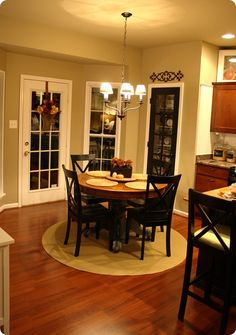 Thrifty Decor Chick Black doors are so much more beautiful than