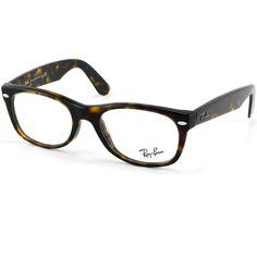 4a9507165d5 Ray-Ban RX 5184  New Wayfarer  50-mm 2012 Havana Eyeglasses (Ray Ban RX  5184 New Wayfarer 2012 Havana 50mm)