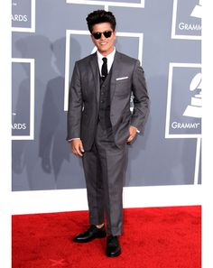 The 30 Most Stylish Young Men Under 30 in Hollywood: Style: GQ  Bruno Mars